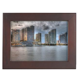 Miami, la Floride Boîtes À Souvenirs