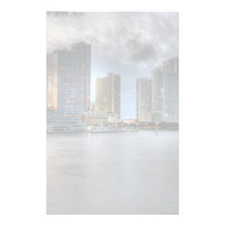 Miami, la Floride Papier À Lettre Customisé