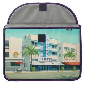Miami Poches Pour Macbook