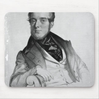 Michael Balfe, gravé par l'artiste Tapis De Souris