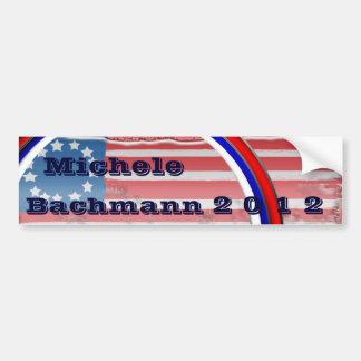 Michele Bachmann 2012 Autocollant Pour Voiture