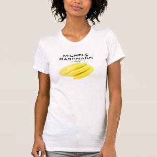Michele Bachmann est totalement T-shirt de bananes