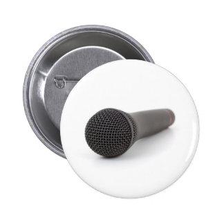 Microphone Badge