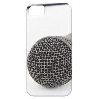 Microphone de studio coque barely there iPhone 5