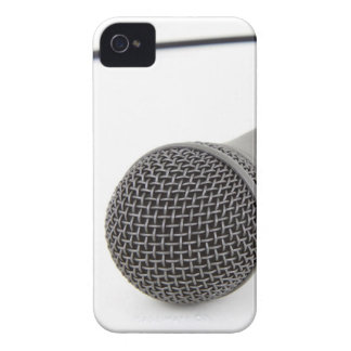 Microphone de studio coques iPhone 4 Case-Mate