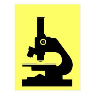 Microscope Cartes Postales