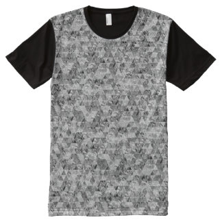 Microscope T-shirt Tout Imprimé