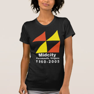Midcity 1960-2005 t-shirt