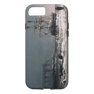 Midi : Dans le plein hiver, mettez en Coque iPhone 7