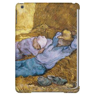 Midi de Vincent van Gogh  , la sièste, après