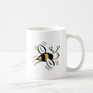 Miel libre et noir d'abeille mug