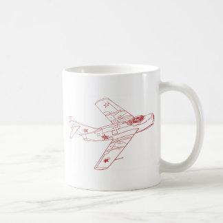 Mig-15 Fagot Mug