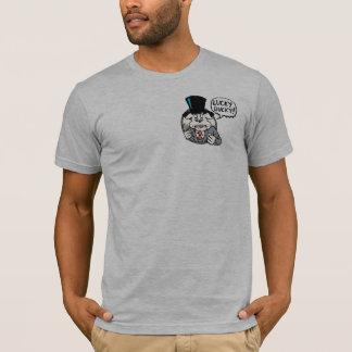 Mignon chanceux t-shirt