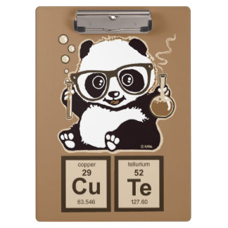 Mignon découvert par panda de chimie