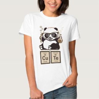 Mignon découvert par panda de chimie t-shirt