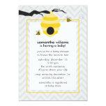 Mignon gaffez les invitations de baby shower carton d'invitation  12,7 cm x 17,78 cm