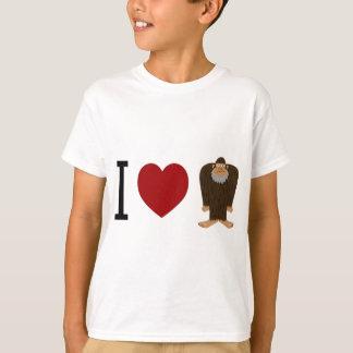 MIGNON ! J'AIME la conception de <3 BIGFOOT - T-shirt