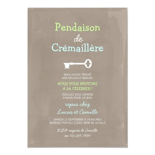 Mignon Pendaison De Cr Maill Re Carton D 39 Invitation 12 7 Cm X 17 78 Cm Zazzle