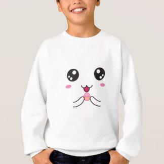 ^-^ mignon superbe de Kawaii Sweatshirt