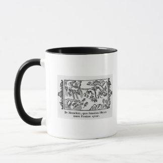 Migration des lemmings mugs