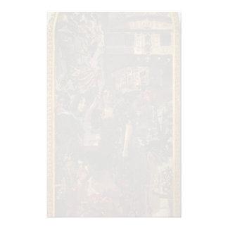 Mikhail Vrubel- Venise Papier À Lettre Personnalisé