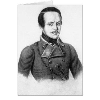 Mikhail Yuryevich Lermontov Carte De Vœux