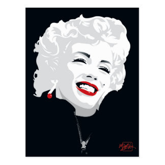 Miki Marilyn Cartes Postales