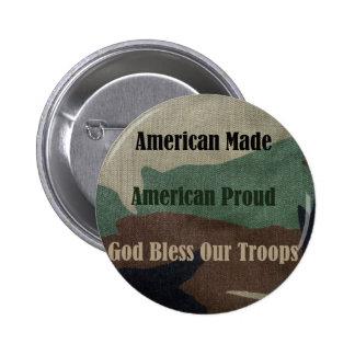 Militaires américains badge