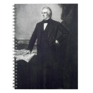 Millard Fillmore, 13ème président du Sta uni Carnets