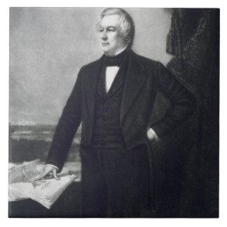 Millard Fillmore, 13ème président du Sta uni Grand Carreau Carré