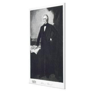 Millard Fillmore, 13ème président du Sta uni Toiles
