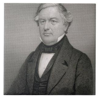Millard Fillmore, gravé par Thomas B. Welch (181 Grand Carreau Carré
