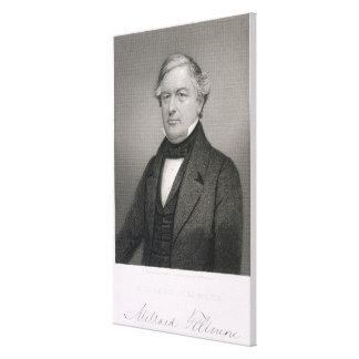 Millard Fillmore, gravé par Thomas B. Welch (181 Toiles