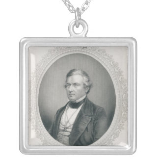 Millard Fillmore Pendentif Carré