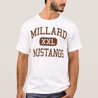 Millard - mustangs - haut - Pikeville Kentucky