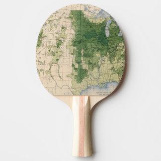 Mille de 158 Oats/sq Raquette Tennis De Table