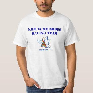 Milles d'équipe 2011 - groupe de Bradys T-shirt
