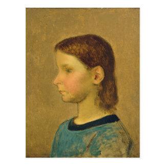 Millet de Louise, c.1863 Cartes Postales