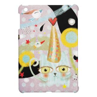 Milliers d'unités de compte Kawaii de chat mignon Coques iPad Mini