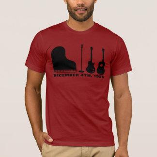 Million d'instruments de quartet du dollar - noir t-shirt