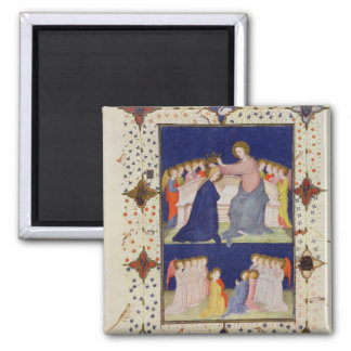 Milliseconde 11060-11061 heures de Notre Dame : Co Aimants Pour Réfrigérateur