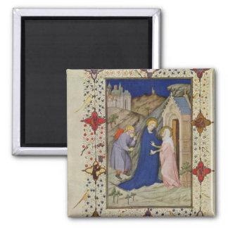 Milliseconde 11060-11061 heures de Notre Dame : La Magnet Carré