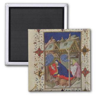 Milliseconde 11060-11061 heures de Notre Dame : Pe Magnet Carré