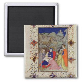 Milliseconde 11060-11061 heures de Notre Dame : Se Magnet Carré