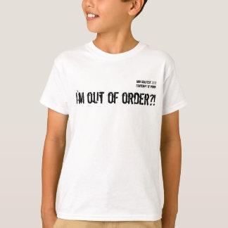 MIM Fest 2013 de BBQ - mépris de la pièce en t de T-shirt