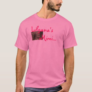 """""""Mimi"""" est le meilleur ! T-shirt"""