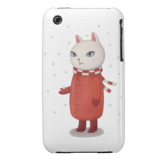 Mimi n'est pas une fan des coques iphone de neige étui iPhone 3