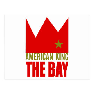 MIMS Postcard -  American King of The Bay