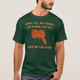 Mims, utilisent le casquette de Fox ! ? ! T-shirt