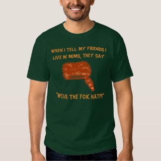 Mims, utilisent le casquette de Fox ! ? ! T-shirts